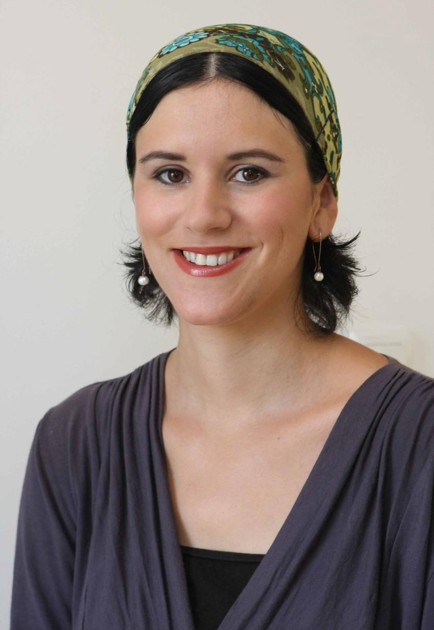 אמילי עמרוסי (צילום: יהונתן שאול)