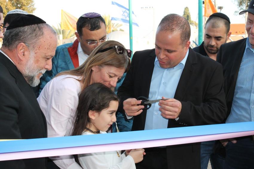 תומר גלאם, נורית וליאב דאבוש ויצחק כהן