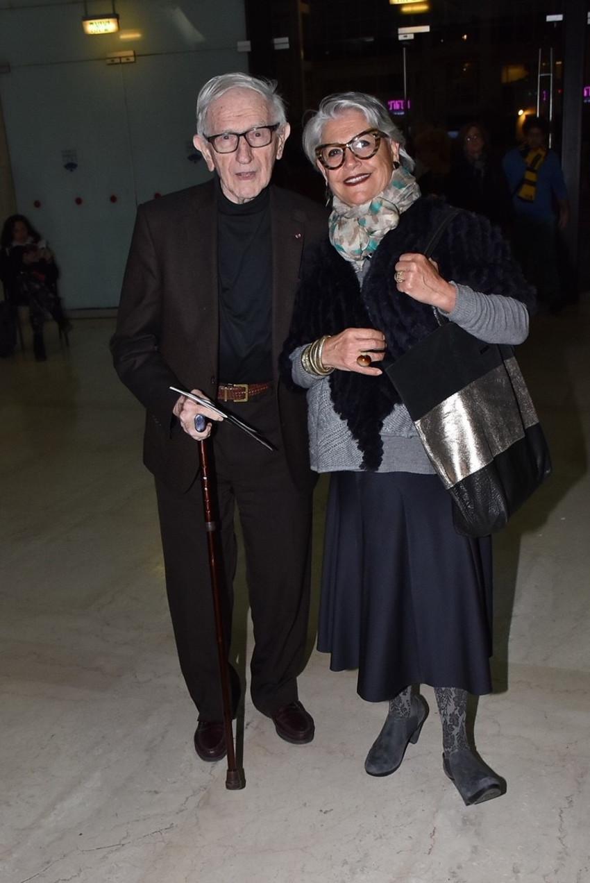 שרה ומיכאל סלע (צילום: אביב חופי)