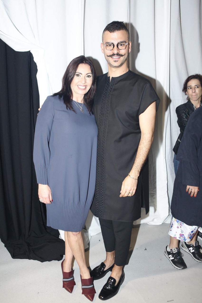 )דרור קונטנטו ומירי רגב  (צילום: גיל כהן