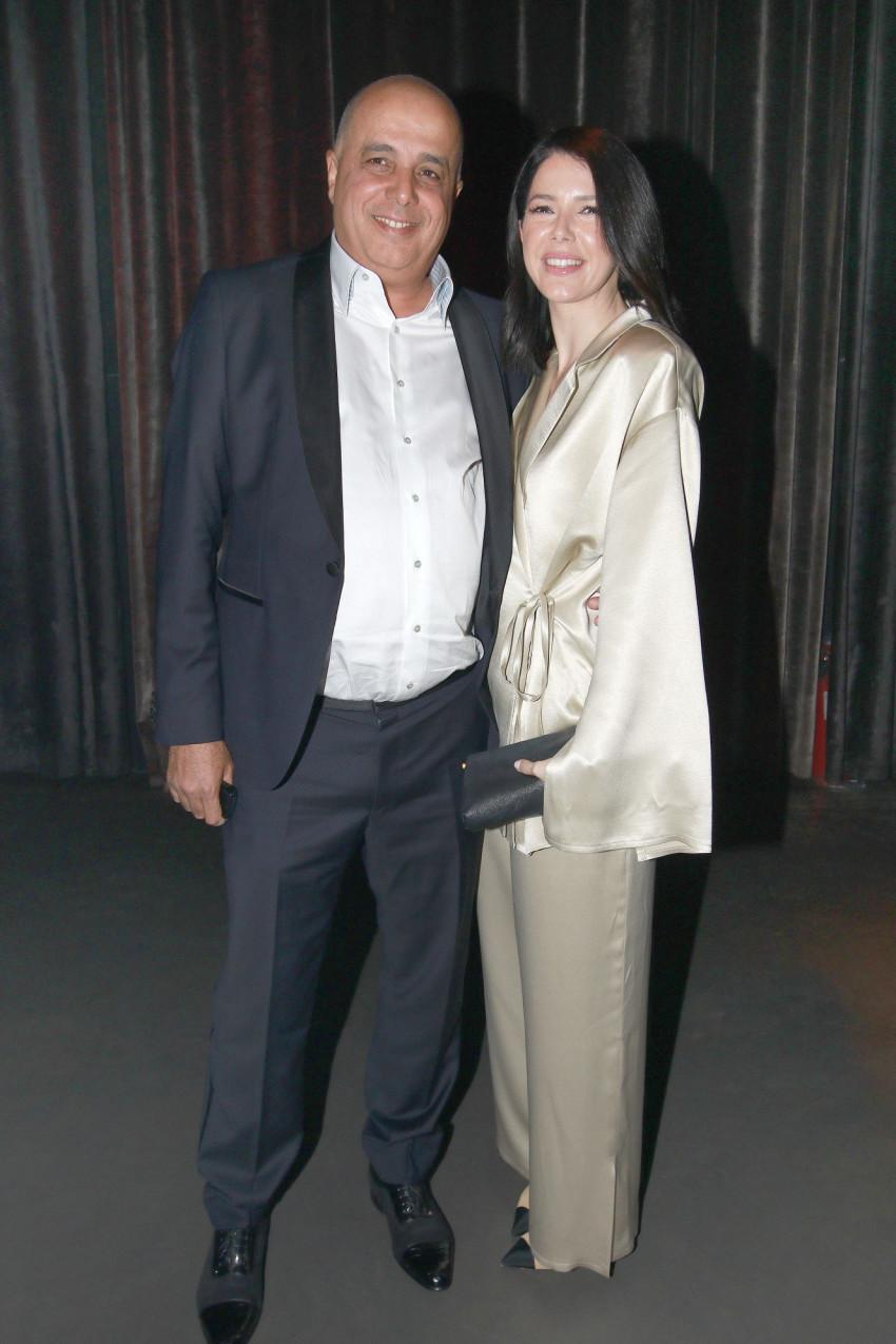ליה ועמוס לוזון (צילום: ענת מוסברג)