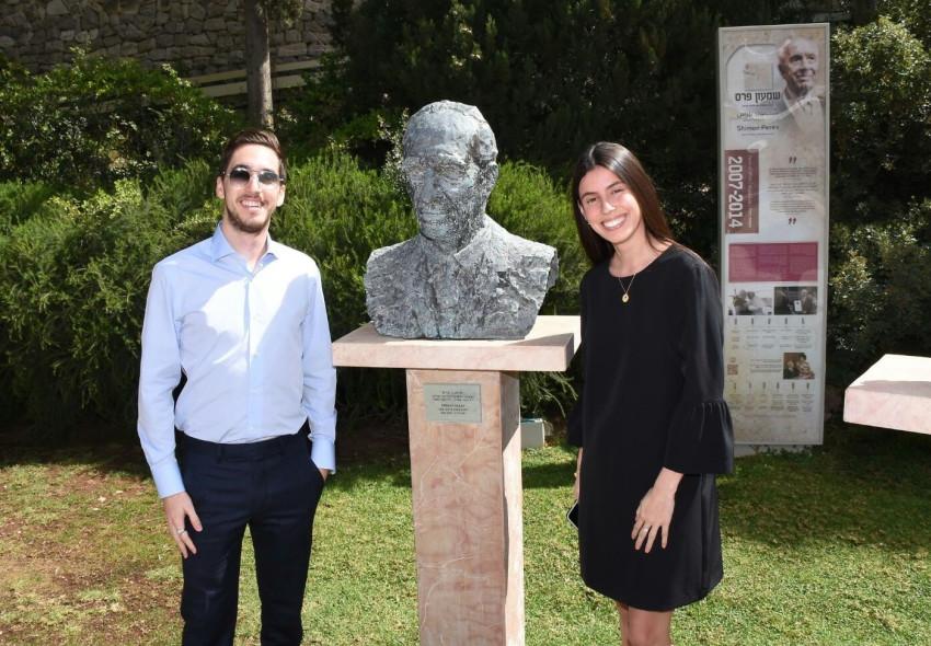 דניאל גל ודניאל אריסון