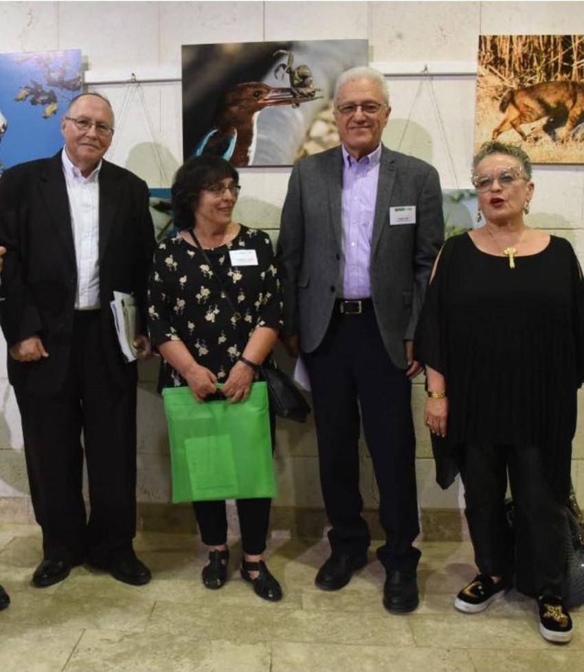 חנה פרי-זן, יוסי מקורי, ציונה גרוסמרק, ואליקים רובינשטיין