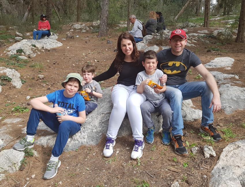 משפחת רוזנבלום