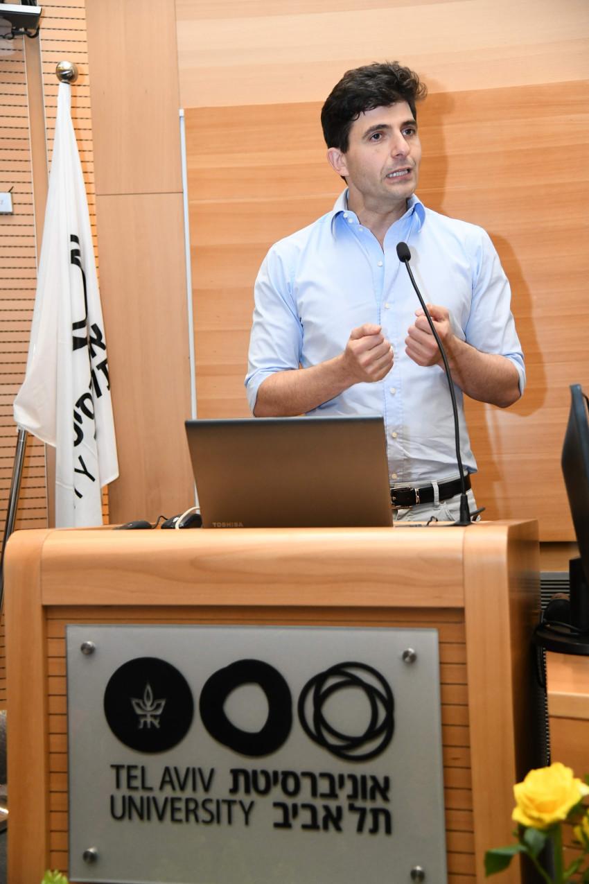 דייב וייסר (צילום: ישראל הדרי)
