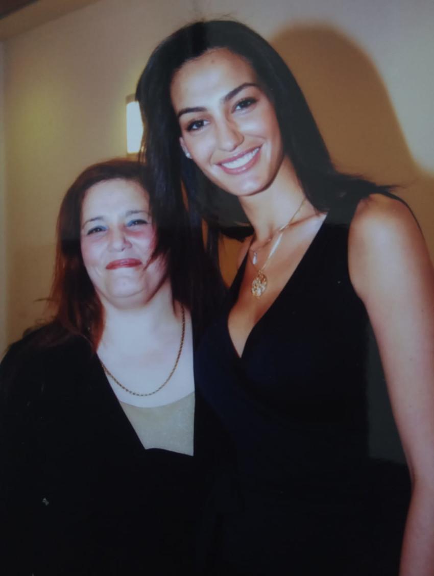 סימה ואמה חנה (צילום פרטי)