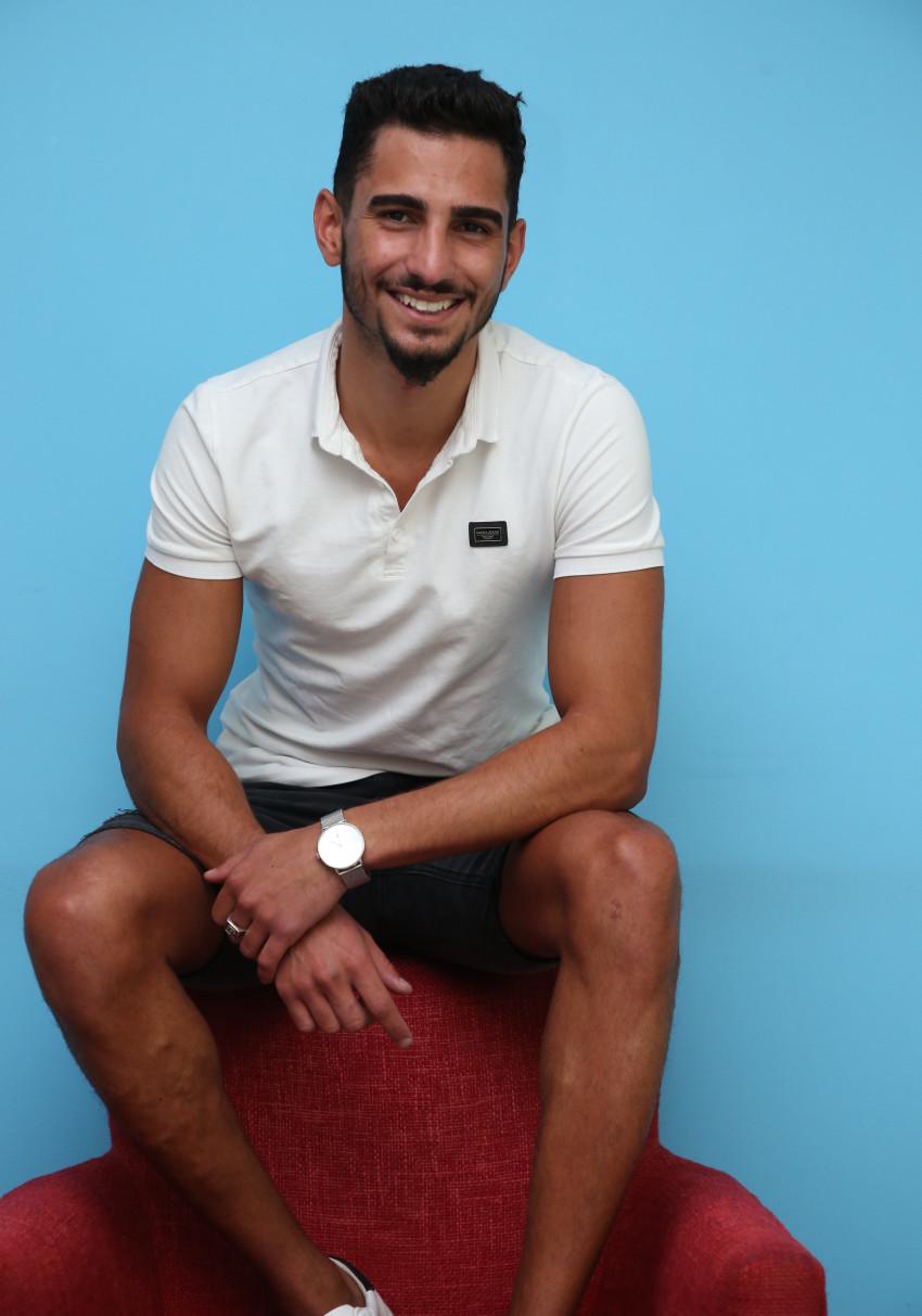 אליאב רחמים (צילום: אלוני מור)