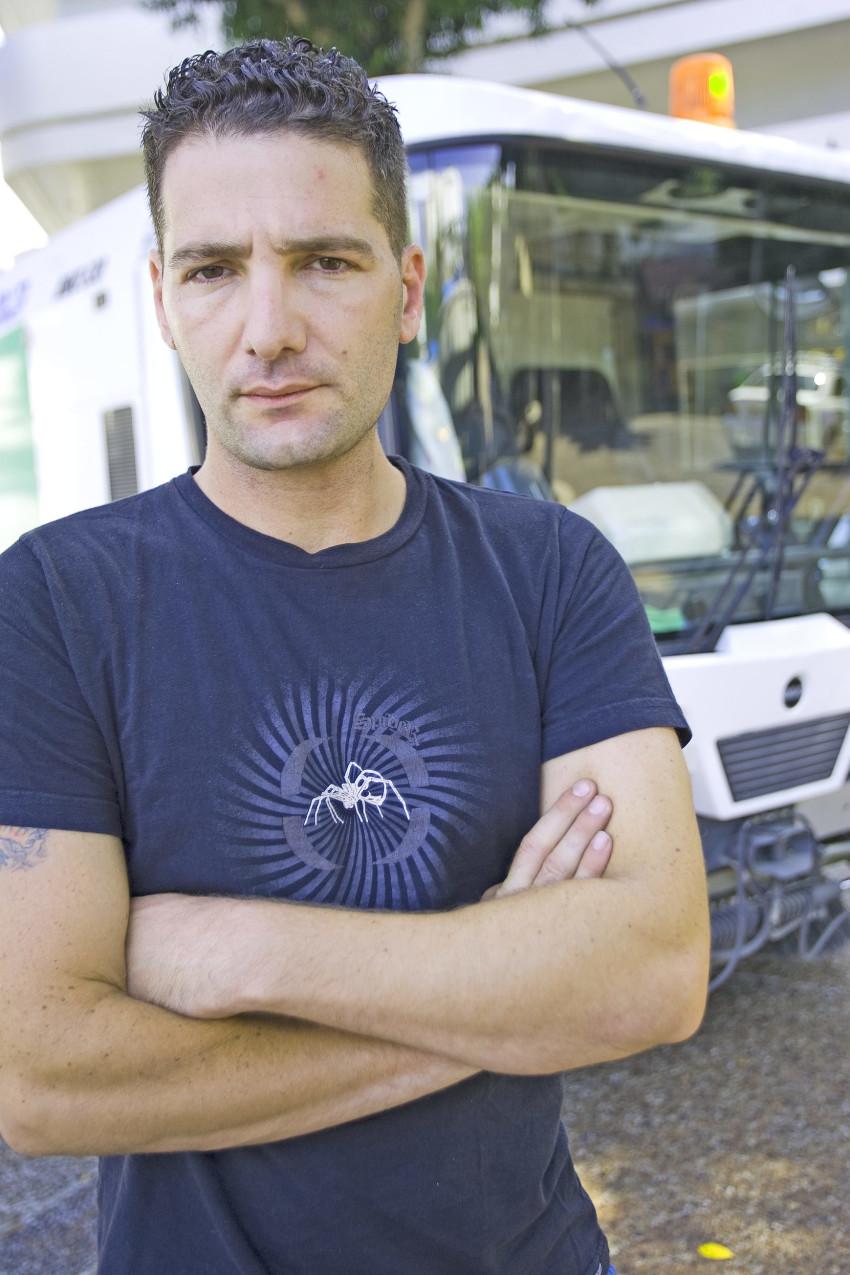 גדי סבן (צילום: אריק סולטאן)