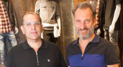אלסנדרו בויוליו ומתי פולק