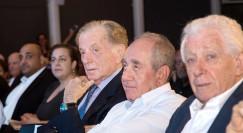 פרנק לואי, אלפרד אקירוב uאיתמר רבינוביץ