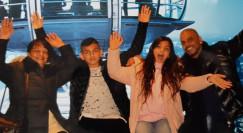 אייל גולן והמשפחה
