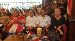 הלן לה גל, איוב קרא, יואב הורוביץ וטינה קרצה