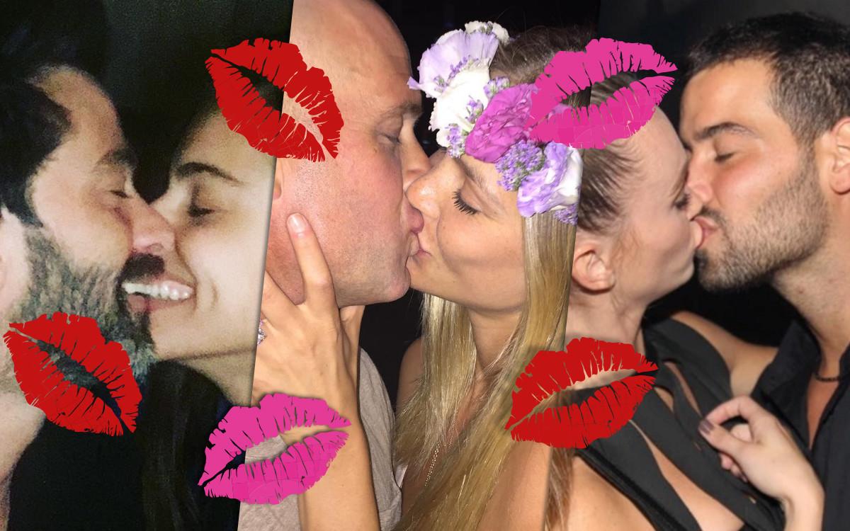 """נשיקות, ט""""ו באב, אילוסטרציה"""