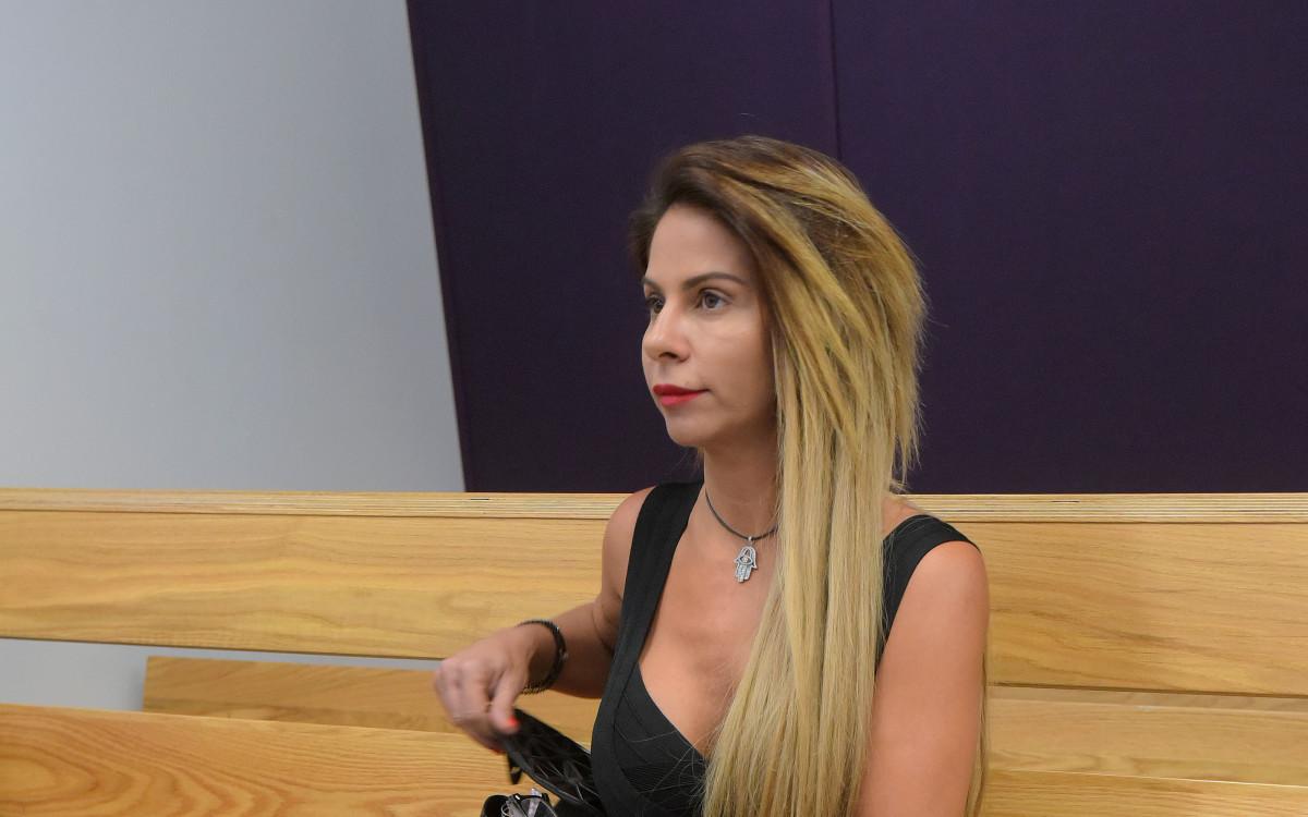ענבל אור בבית המשפט