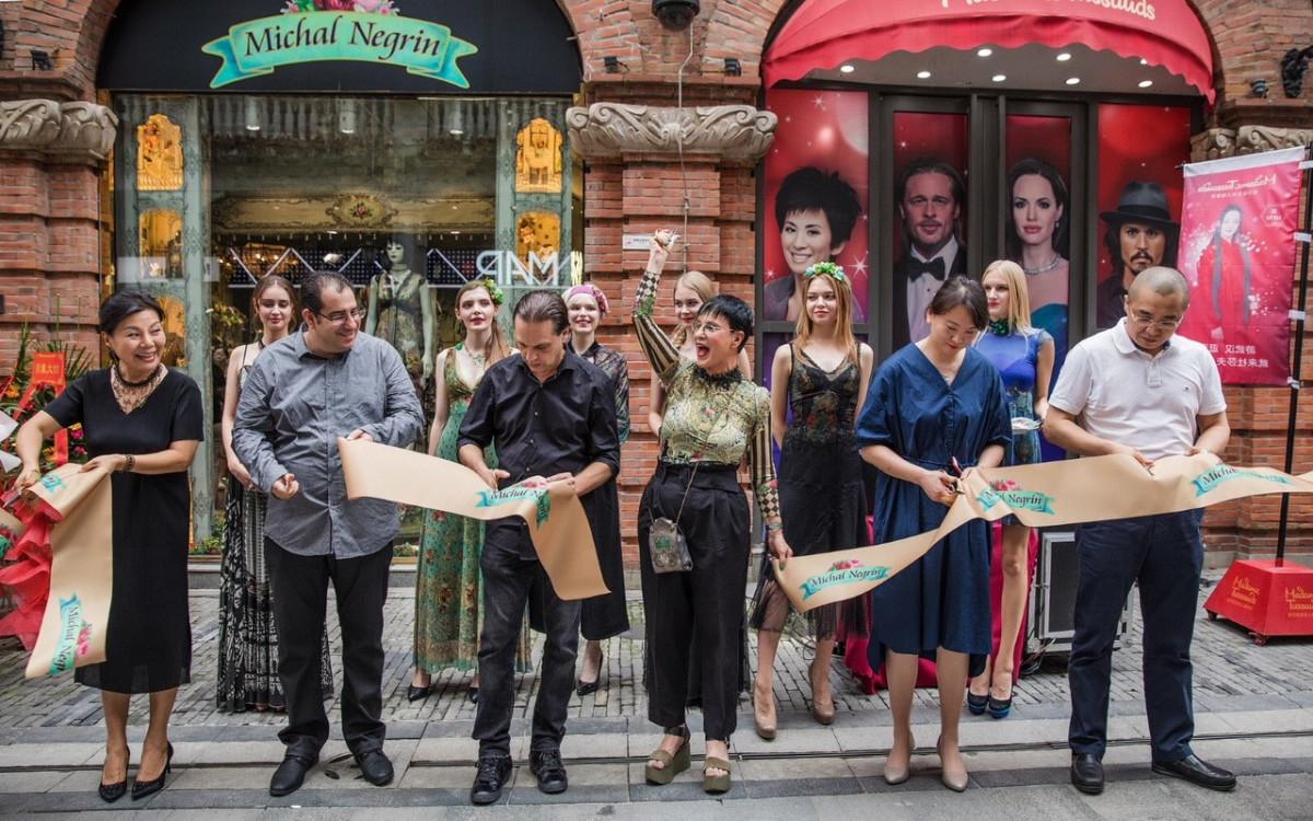 הלאונג' <br />סוגרים שבוע עם<br />החנות החדשה של נגרין בסין