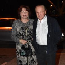 מוריס קאהן ואריאלה קיש דלייני