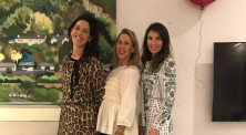 קרן בר גיל, אילנה ויגרצין ושרון פודרויסקי