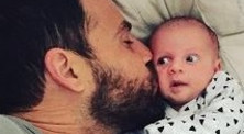גיא אריאלי ובנו