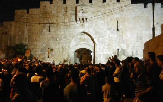 מהומות בעיר העתיקה
