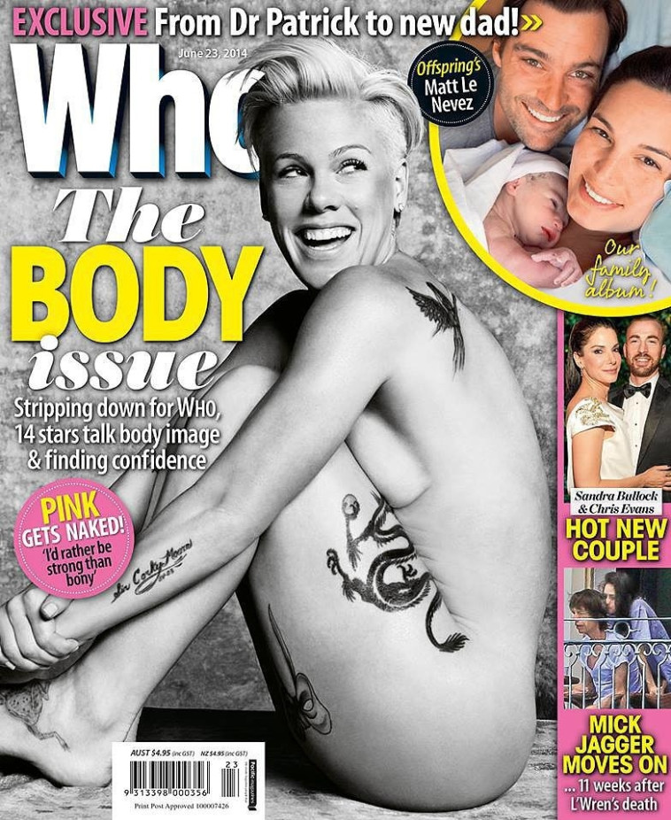(Who magazine, 2014)