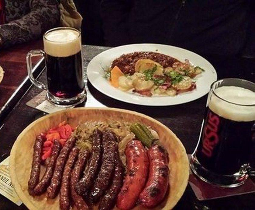 """רומניה - מסע קסום בין שווקים נהדרים, מסעדות עממיות, הרבה אוכל טוב ואיזה משהו קטן לשתות ליד... (צילום: יח""""צ)"""