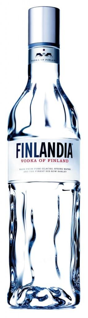 וודקה פינלנדיה - בקבוק