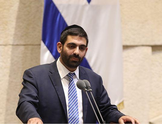 """ח""""כ מיכאל מלכיאלי (צילום - אתר הכנסת)"""