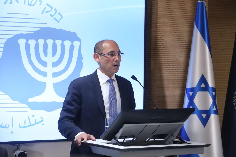 נגיד בנק ישראל, פרופ' אמיר ירון. צילום: מרק ישראל סלם