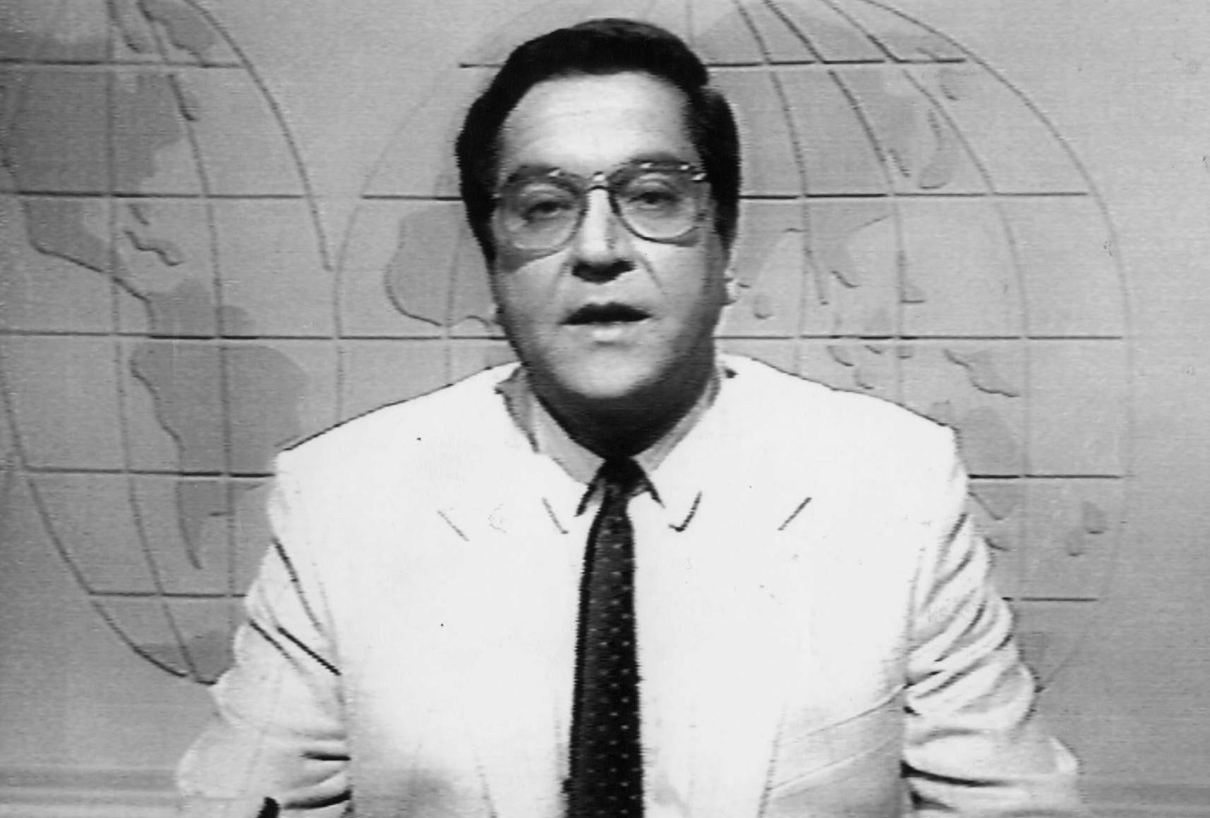 יעקב אחימאיר, שנות ה-70. צילום: ערוץ 1