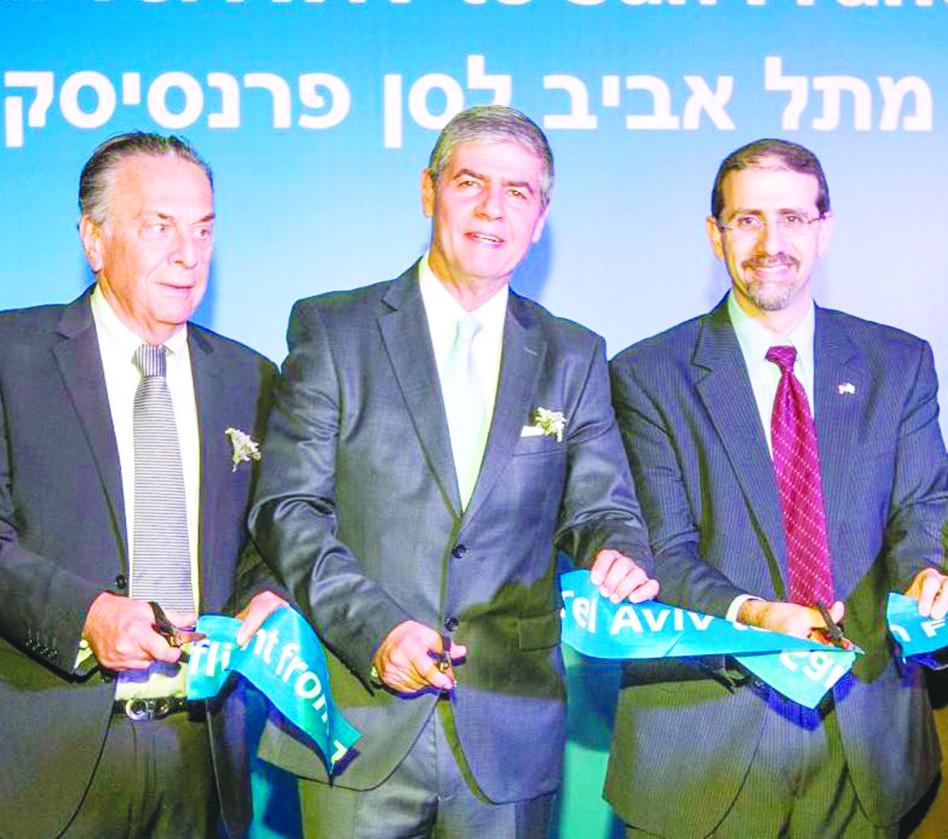דן שפירו, מרסל פוקס ואבי פרידמן (צלם: רמי זרנגר)