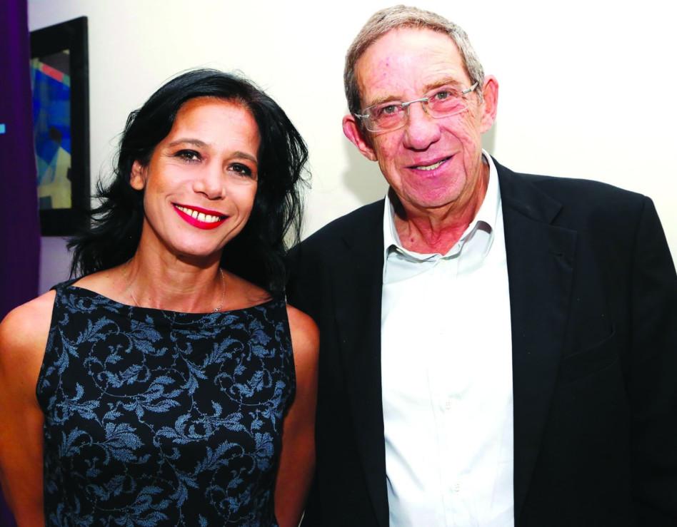 קרן שתוי וכרמי גילון (צילום: סיון פרג')