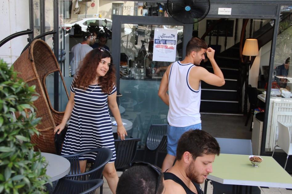 רוקדת כמו אישה משוחררת!