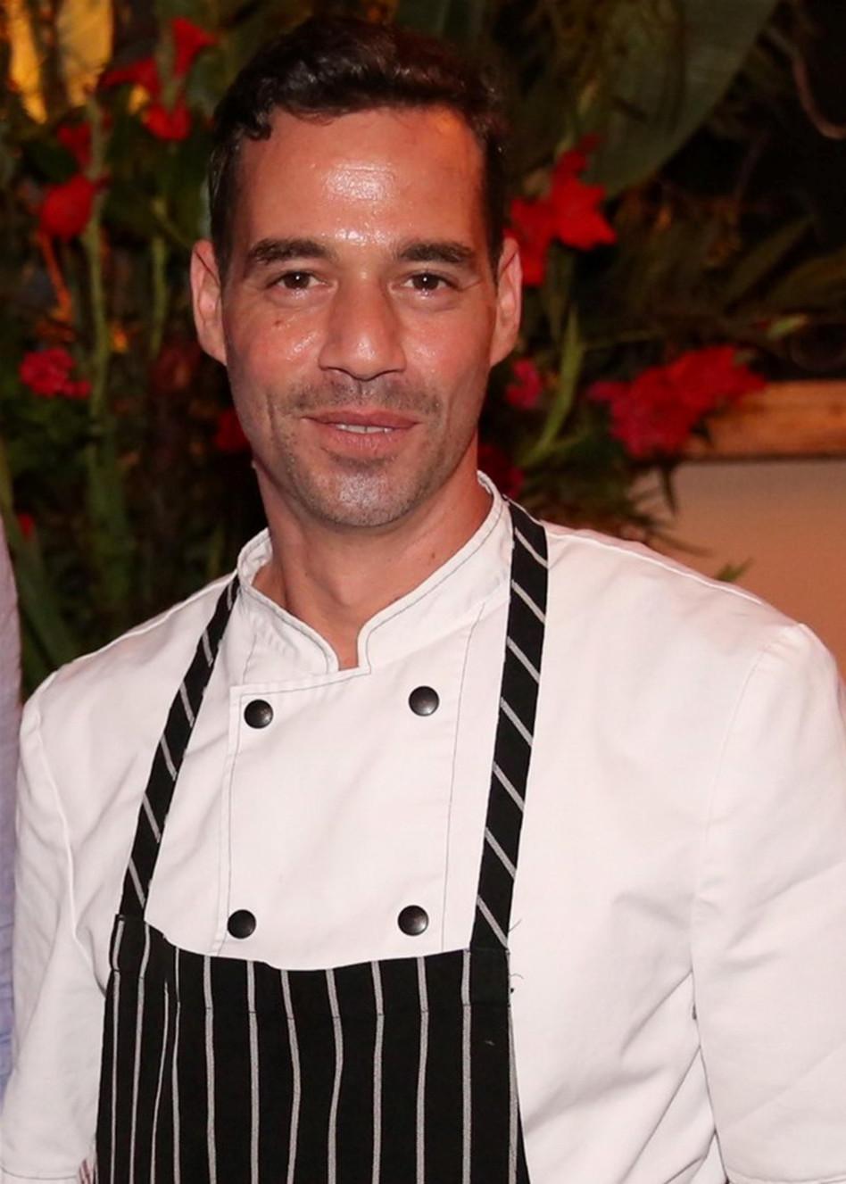 השף אבי כהן (צילום: אלירן אביטל)
