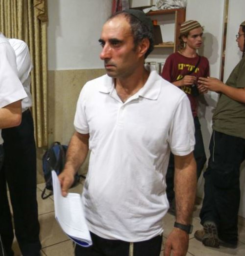 חגי עמית/ עמנואל גולדשטיין (צילום: פלאש 90)