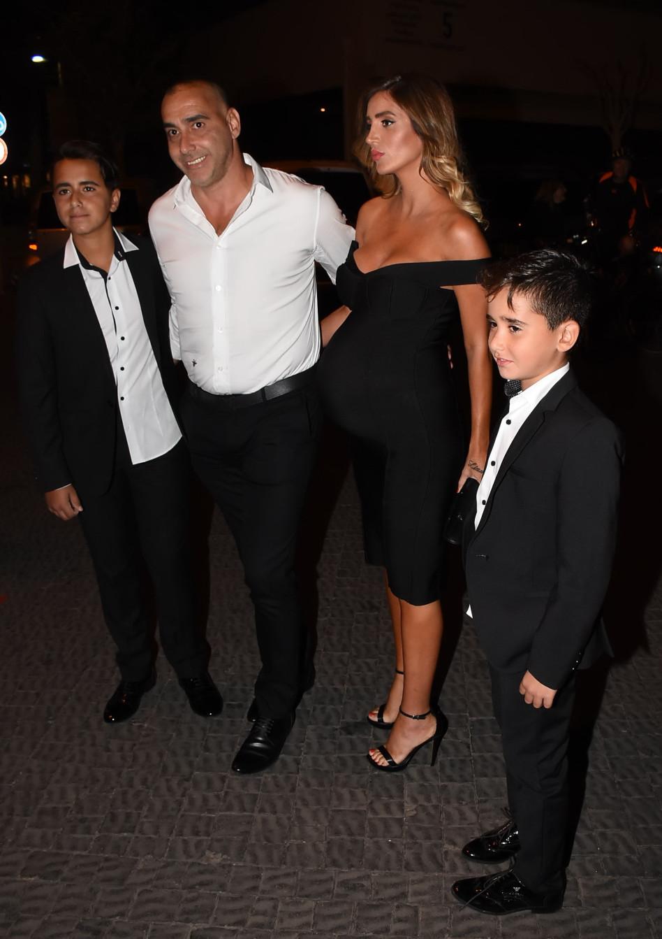 לירון בסיס והמשפחה וחצי שלו