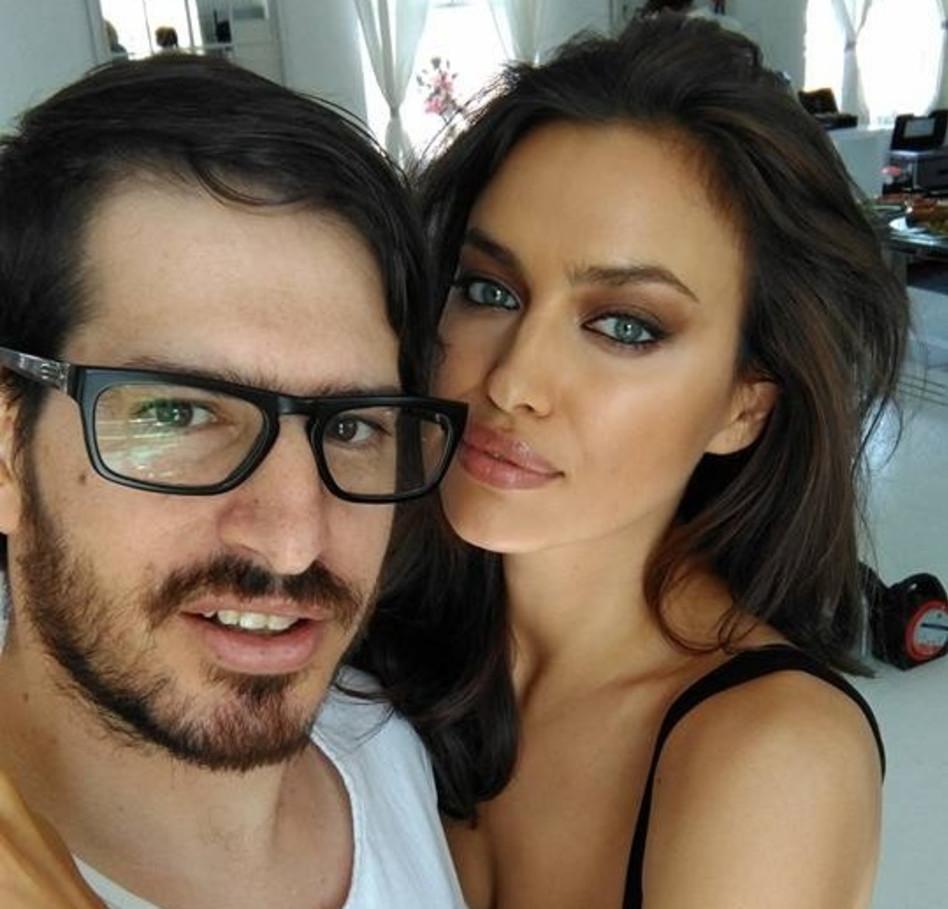 אירינה שייק ומשה חוגג (פייסבוק)