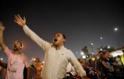 ההפגנות במצרים (צילום: ההפגנות במצרים )