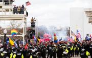מהומות בארצות הברית (צילום: מהומות בארצות הברית )