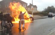 העימותים האלימים בעיר דרי