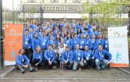 צעירים יהודים באירוע לימוד באוקראינה