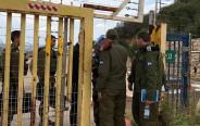 """המפגש בין נציגי צה""""ל לנציגי צבא לבנון"""