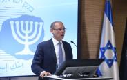 פרופ' אמיר ירון, נגיד בנק ישראל