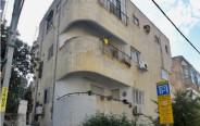 בניין ישן בתל אביב