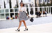 """קולקציית קפסולה בלאק אנד וויט של בית האופנה """"טליה"""""""