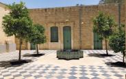 חצר המוזיאון לתרבות האסלאם