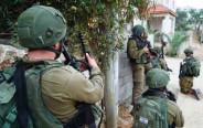 """כוחות צה""""ל במרדף אחרי המחבלים"""