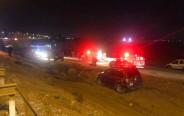 תאונת דרכים סמוך לאבו תלול שבנגב