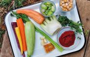 מרק ירקות חורפי