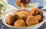קציצות כרובית עם הפתעת גבינה