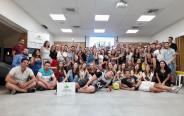 """35 מורים מארה""""ב שעלו לישראל"""